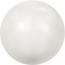 Swarovskiperle White Pearl 4 mm 100 St.