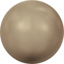 Swarovskiperle Bronze Pearl 6mm 100 St.