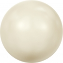 Swarovskiperle Cream Pearl 6mm 100 St