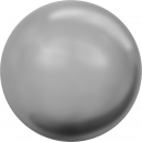 Swarovskiperle Grey Pearl 6mm 100 St.