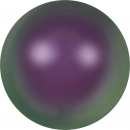 Swarovskiperle Iridiscent Purple Pearl 6mm 100St.