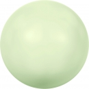 Swarovskiperle Pastel Green Pearl 6mm 100 St.