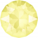 Swarovski Chaton SS39 Crystal Powder Yellow