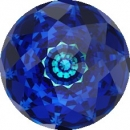 Swarovski Dome 18mm Crystal Bermuda Blue