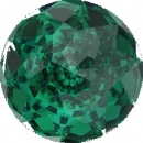Swarovski Dome 18mm Emerald
