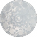 Swarovski Dome 18mm White Opal