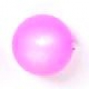 Polarisperle 12mm matt pink