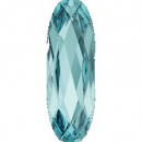 Swarovskistein Oval, lang 21 x 7 mm Light Turquoise