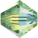 Swarovskiperle 3mm bic Chrysolite AB2x 30St.
