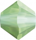 Swarovskiperle 3mm bic Chrysolite Opal 48 St.