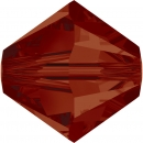 Swarovskiperle 3mm bic. Crystal Red Magma 720 St.