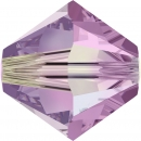 Swarovskiperle 3mm bic Light Amethyst AB2x 30St.